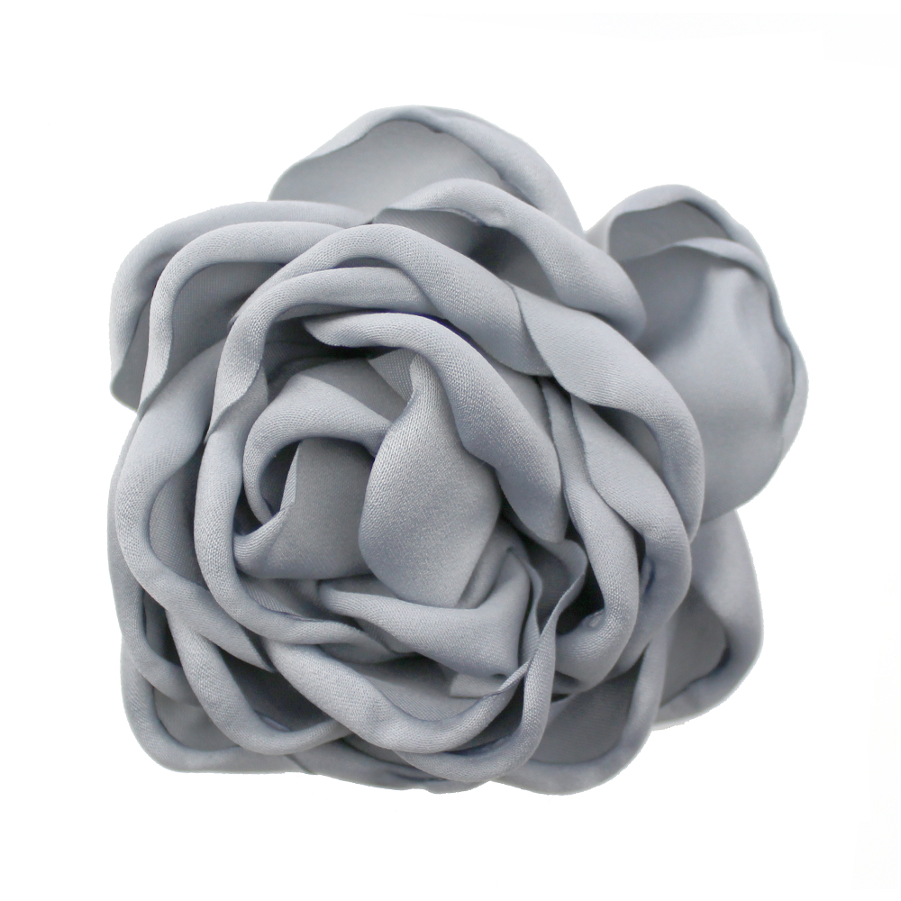 FLOR EUPHILIA gris medio