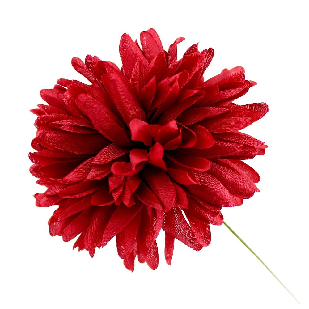 Flor Elsa 12 cm rojo
