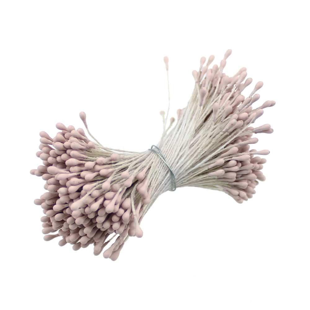 pistilos doble mate rosa nude