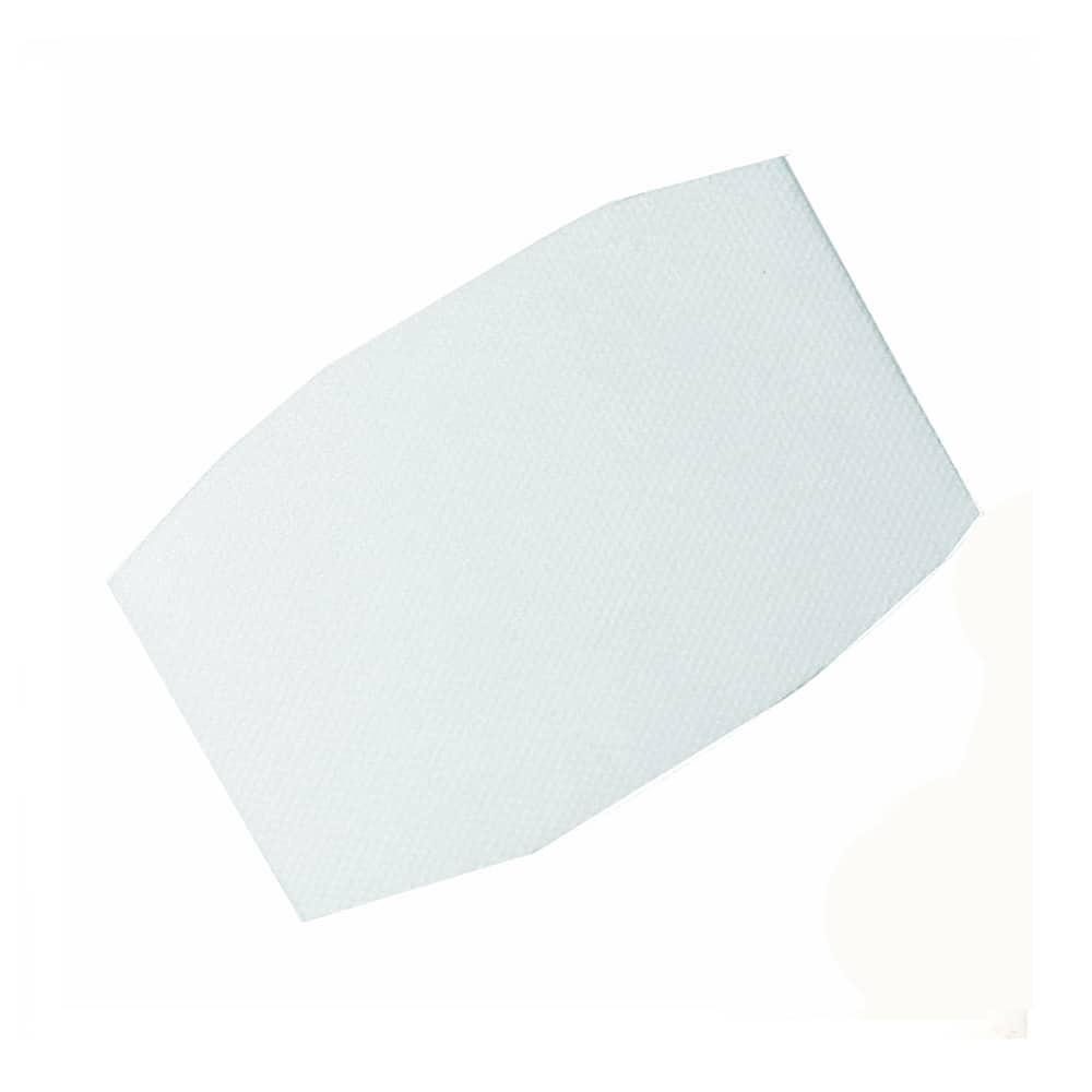 Filtro TNT para mascarillas de tela blanco