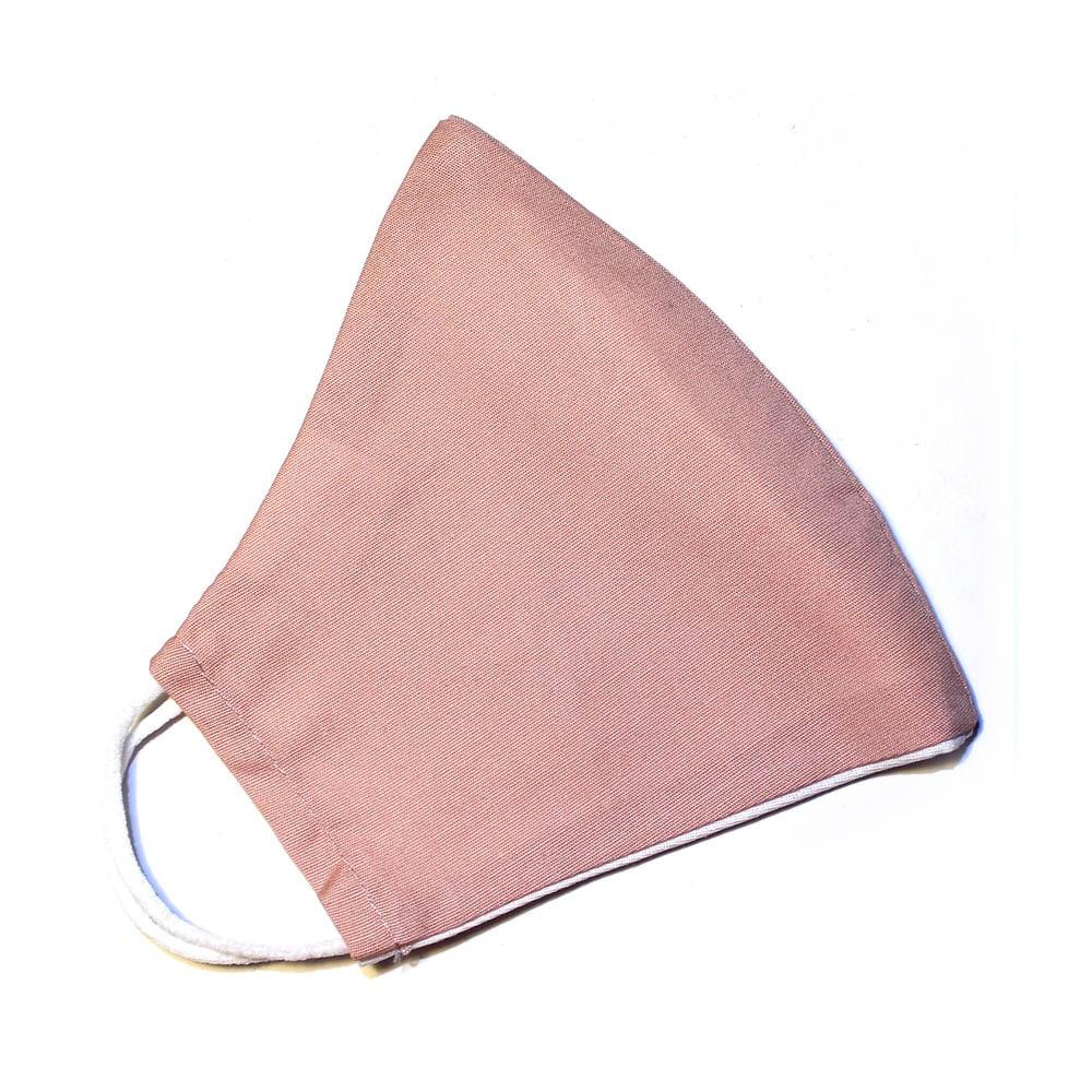 Mascarilla ajustada con filtro extra rosa maquillae