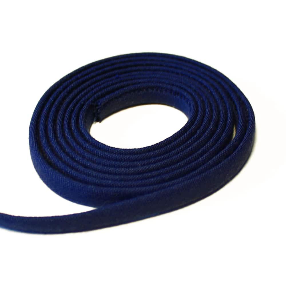espagueti algodon 7 mm azul oscuro