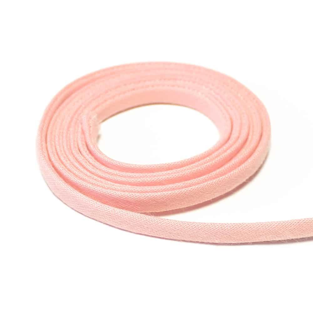 espagueti algodon 7 mm rosa