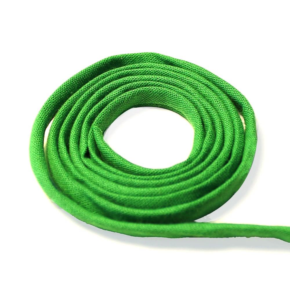 espagueti algodon 7 mm verde jungla