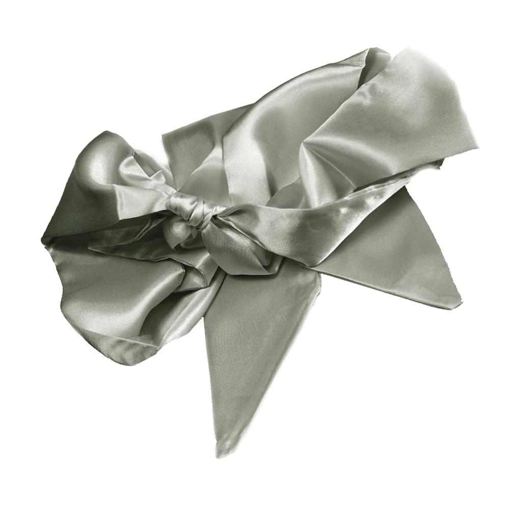 banda lazada tacto raso gris plata