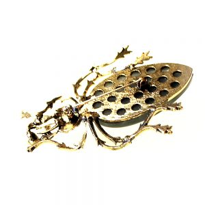 broche insecto