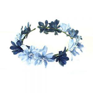 corona florencia azul