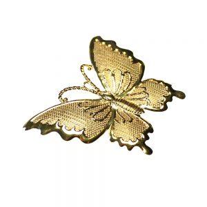 mariposa de malla metalica 4 cm
